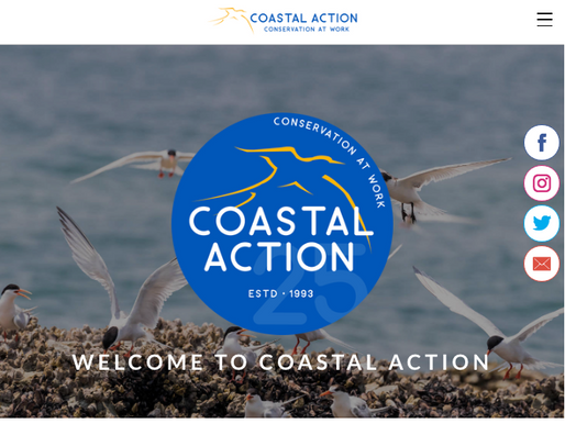 Job Opportunity:  Coastal Action is seeking  Ghost Gear Field Technician for approximate 1 year term