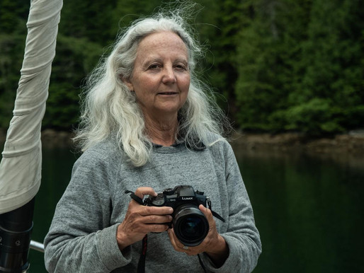 Alexandra Morton on her battle to save wild salmon | Canadian Geographic