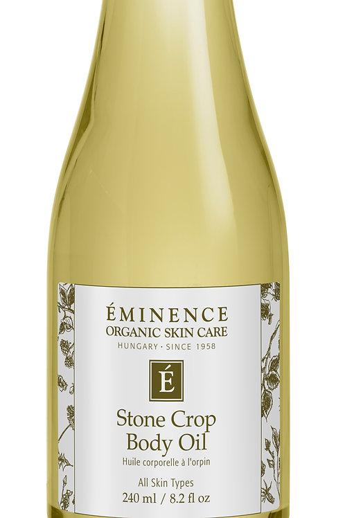 Stone Crop Body Oil