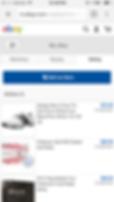 ebay my eBay selling page