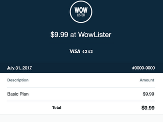 Big changes coming to WowLister!