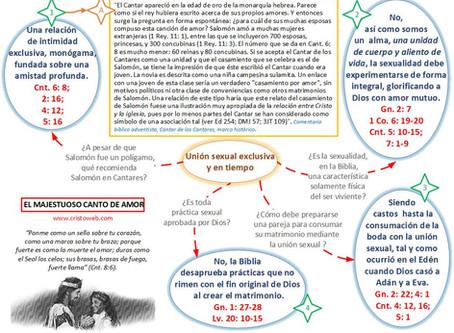 Lección 6: EL MAJESTUOSO CANTO DE AMOR (11 de mayo 2019)