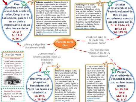 Lección 8: LA LEY DEL PACTO (22 de mayo)