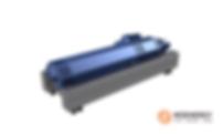DHD-SSerie Dekanterzentrifuge - reduzierterEnergie- und Flockungsmittelverbrauch!  Dekanterzentrifuge für Abwasserbehandlung, entwickelt für den Einsatz in Wasserwerken und Klärwerken, optimal für Klärschlammeindickung,Klärschlammentwässerung