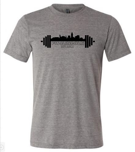 F4L City Barbell Shirt