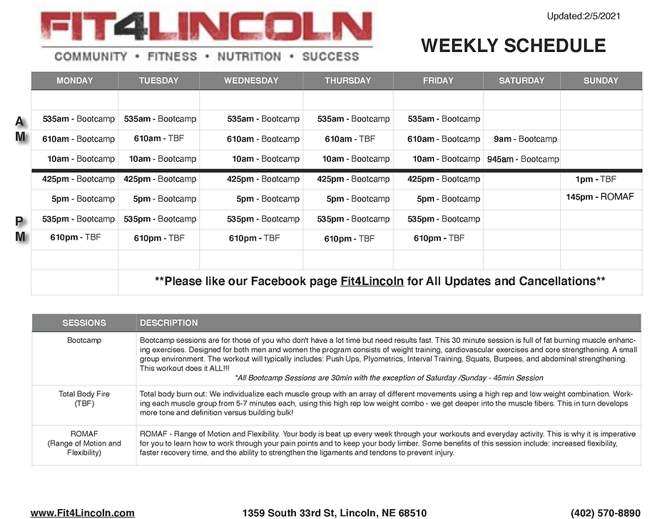 Fit4Lincoln Weekly Schedule 2-5-21.png