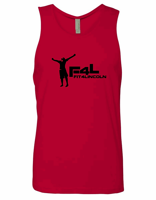 Fit4Lincoln Tank Top