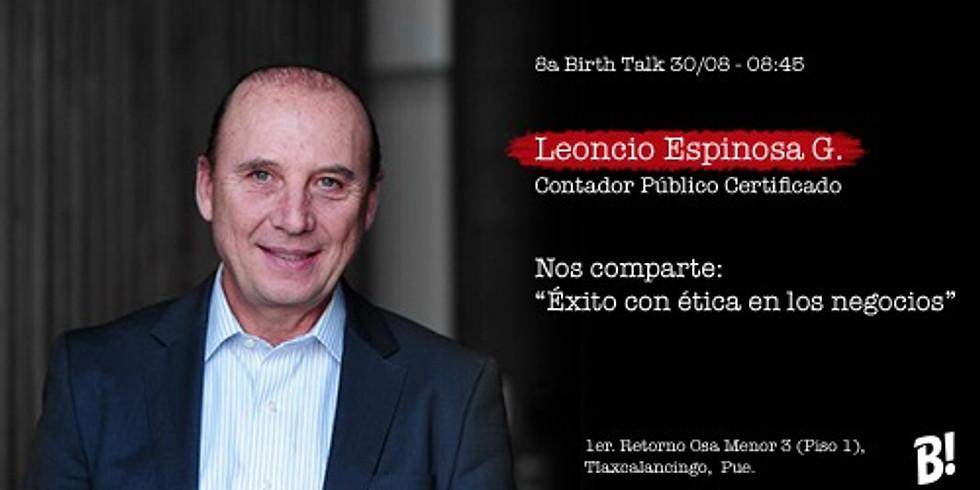 """8ª Birth Talk: """"Éxito con ética en los negocios"""""""