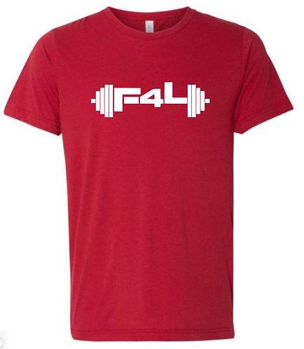 F4L Barbell T-Shirt