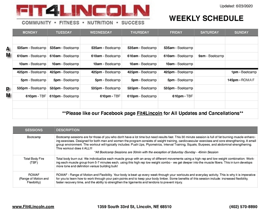 Fit4Lincoln Weekly Schedule 6-23-20.png
