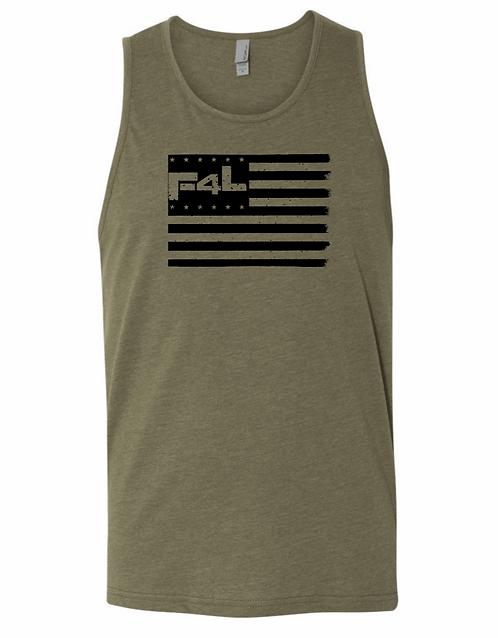 F4L Flag Tank Top