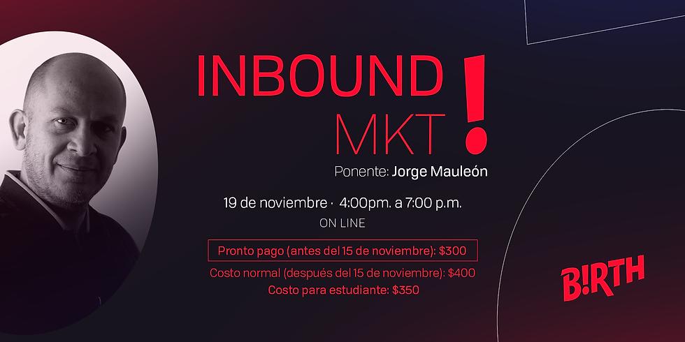Master Class: Inbound Mkt
