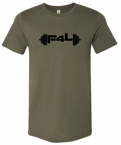**LIMITED EDITION** Military Green Shirt