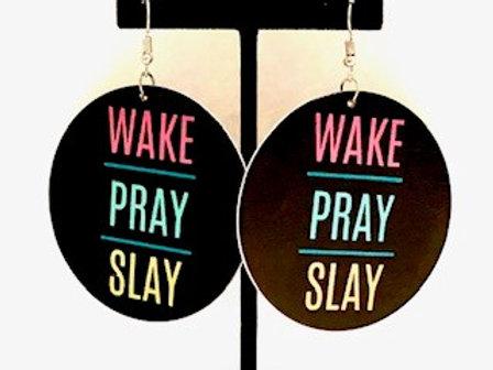 Wake Pray Slay 1