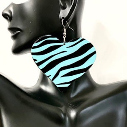 Hearts Zebra T/B