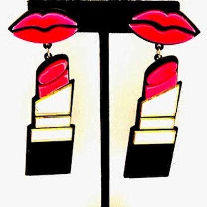 Lips Lipstick Pink