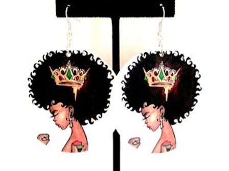 Afro Crown