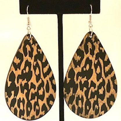 Leopard Tear Drop 3