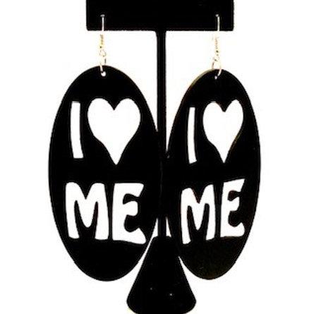 I Love Me (Black)