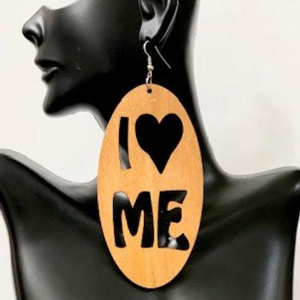 I Love Me (Natural Wood)