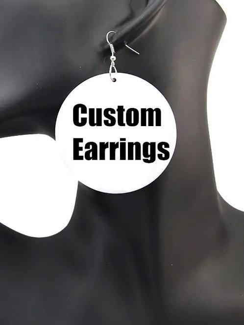 Custom Print-Single Order - <12