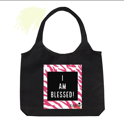 Blessed Tiger Tote