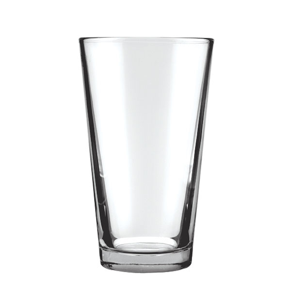 MIXING GLASS VETRO TEMPERATO