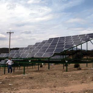 Instalación fotovoltaica La Pinosa