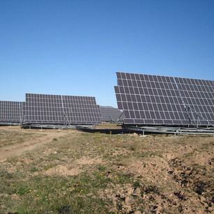 Instalación fotovoltaica Mantequeros