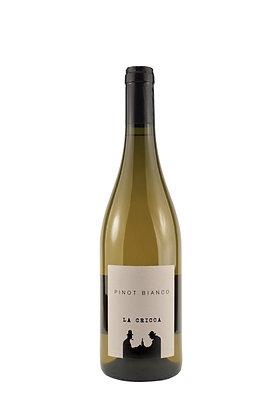 Box 6 bottiglie Pinot Bianco La Cricca - Friuli Colli Orientali DOC