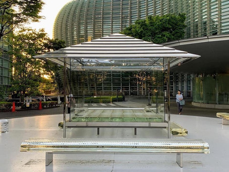 בית תה מזכוכית