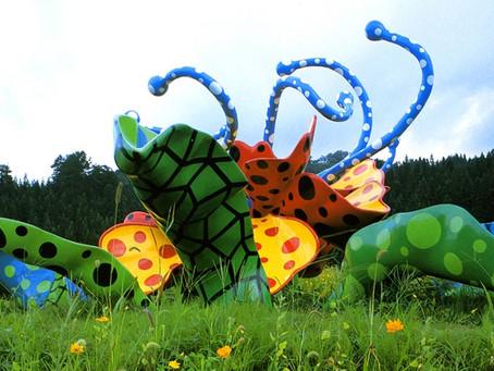 אמנות בטבע - טיול לפסטיבל Echigo Tsumari Art Field