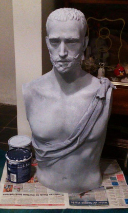 Roman Style Statue