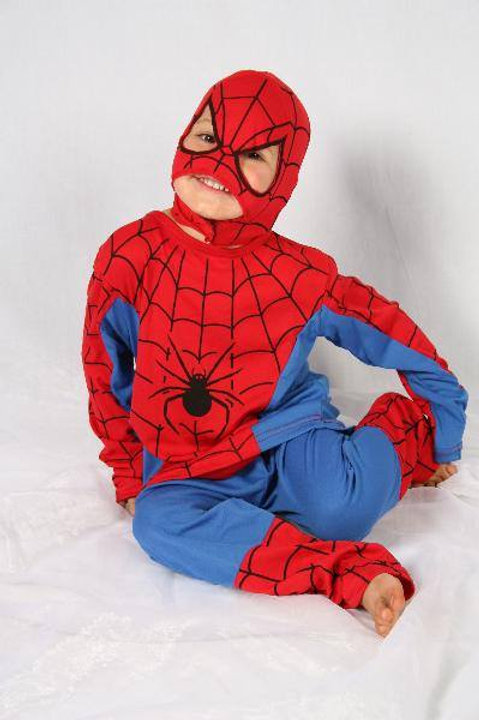 Spiderman Cosplay Costume For Kids
