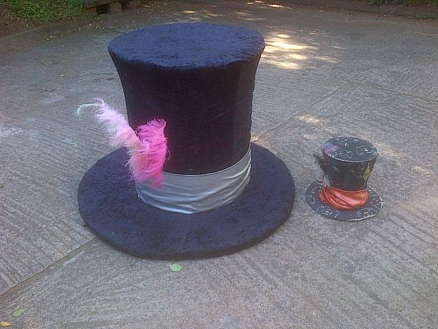 Top Hats - Mad Hatters