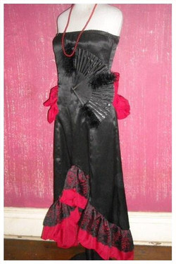 Flamenco Spanish Ladies Costume