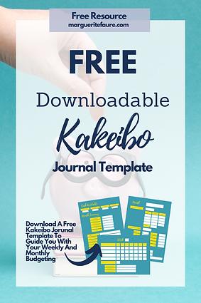 Kakeibo Free Journal