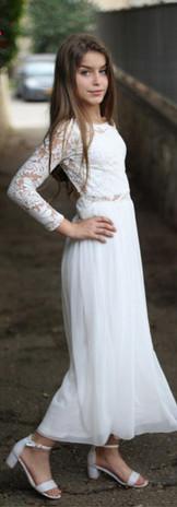 שמלת בת מצווה
