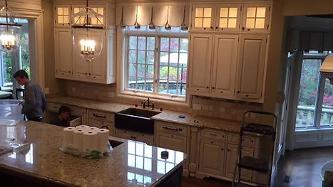 Onsite Kitchen Refinishing