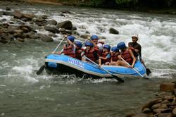 Kiulu Rafting 2