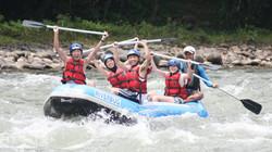 Kiulu Rafting 1