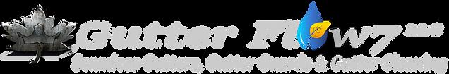 Logo Gutter Flow7 LLC