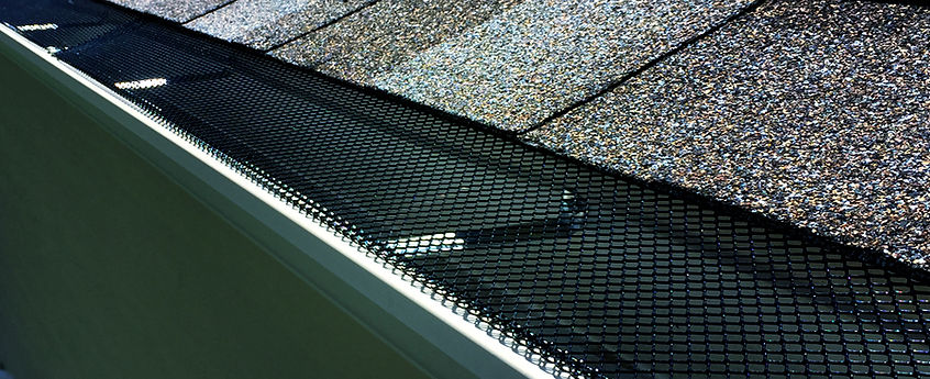High Flow Gutter Screen Madison