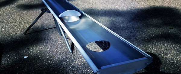 Half Round Aluminum Seamless Gutters verona