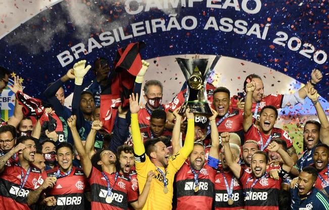 Flamengo é Campeão!