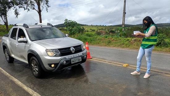 Lafaiete Coutinho é o único município sem casos ativos da Covid no Vale do Jiquiriçá