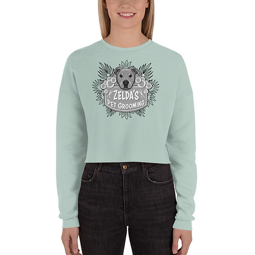 Autumn Zelda's Crop Sweatshirt
