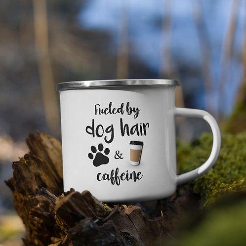 Dog Hair & Caffeine Camper Mug