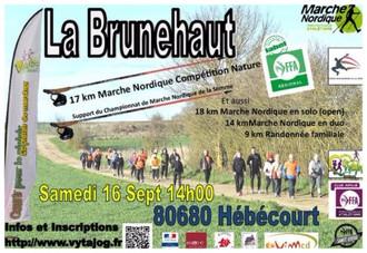 La Brunehaut - 16/09/2017 Hébécourt