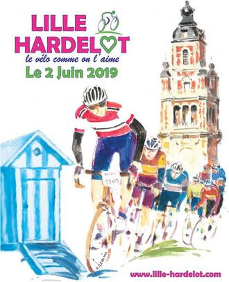 Un défi - Lille / Hardelot - 2/06/19 - 160 km